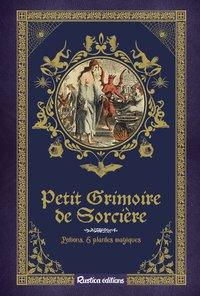 PETIT GRIMOIRE DE SORCIERE