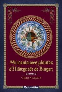 ***VITRINE MIRACULEUSES PLANTES D'HILDEGARDE DE BINGEN