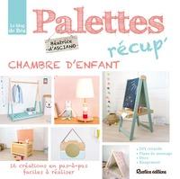 PALETTES RECUP' CHAMBRE D'ENFANT