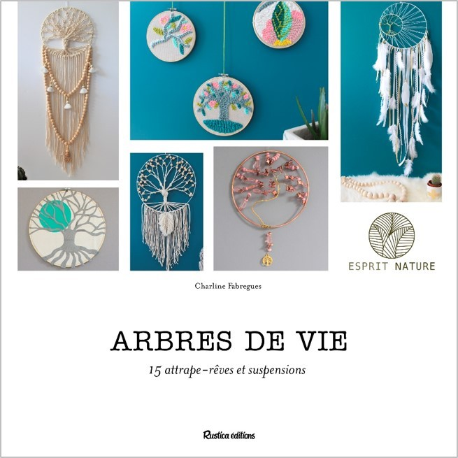 ARBRES DE VIE : SUSPENSIONS ET ATTRAPE-REVES