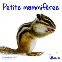 **PETITS MAMMIFERES (2012)