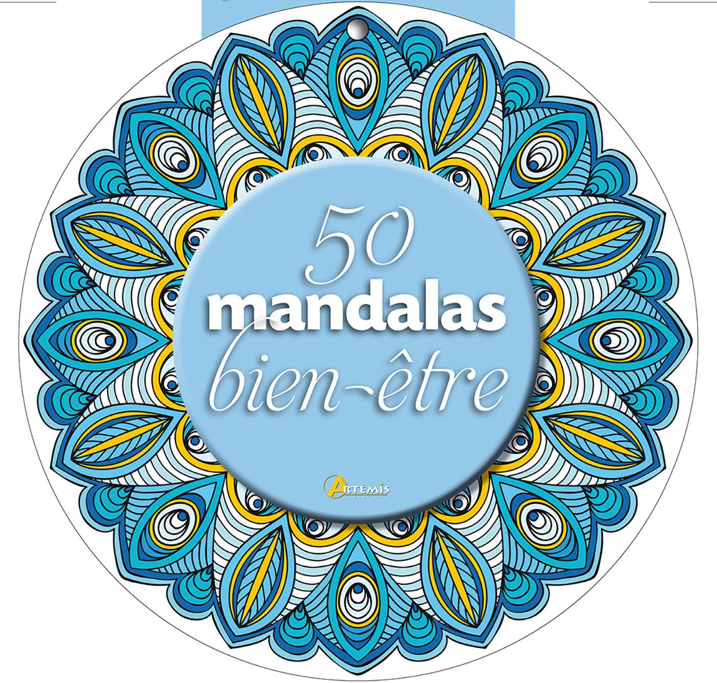 50 MANDALAS BIEN-ETRE