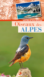 OISEAUX DES ALPES-(F)