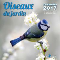 CALENDRIER OISEAUX DU JARDIN 2017