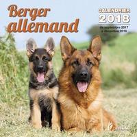 CALENDRIER BERGER ALLEMAND 2018