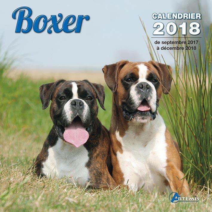 CALENDRIER BOXER 2018