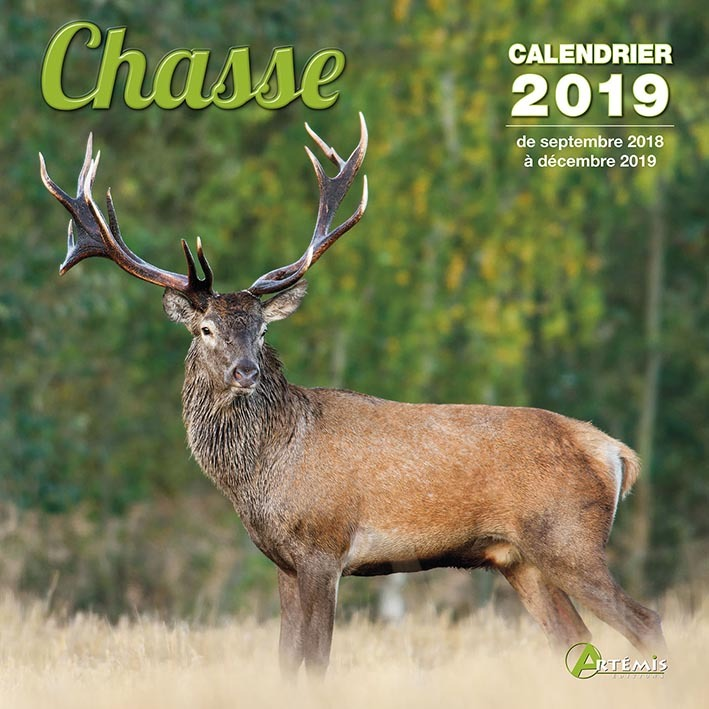 CALENDRIER CHASSE 2019