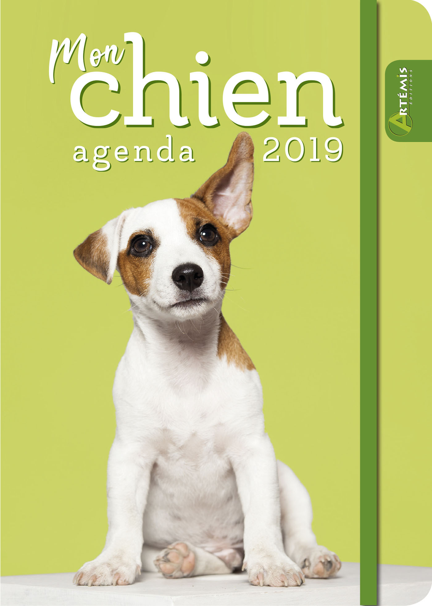 AGENDA DE SAC MON CHIEN 2019