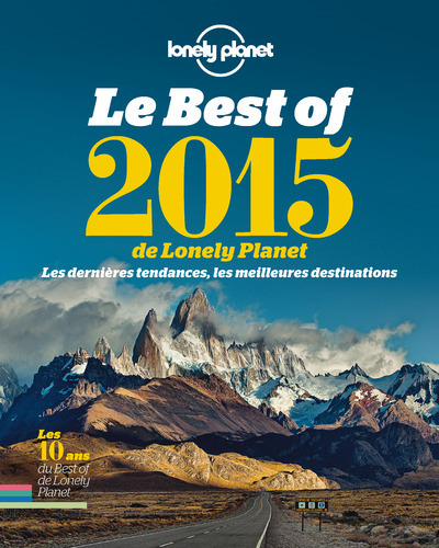 LE BEST OF 2015 DE LONELY PLANET
