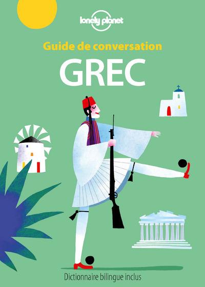 GUIDE DE CONVERSATION GREC 5ED
