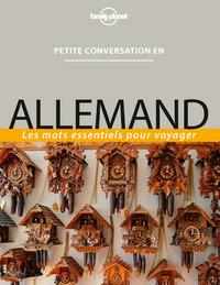 PETITE CONVERSATION EN ALLEMAND 8ED