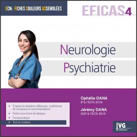 ECNI FICHES EFICAS 4 NEUROLOGIE PSYCHIATRIE