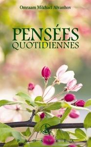 PENSEES QUOTIDIENNES 2013