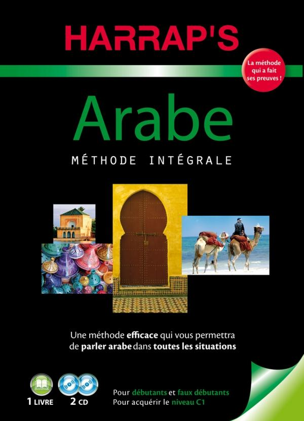 HARRAP'S METHODE INTEGRALE D'ARABE 2 CD + LIVRE