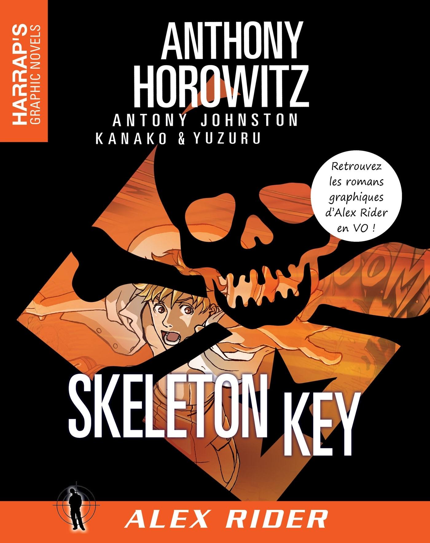 Alex Rider 3 - Skeleton Key VOST
