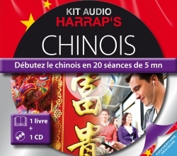 HARRAP'S KIT AUDIO CHINOIS