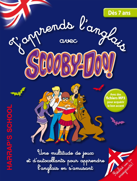 J'APPRENDS L'ANGLAIS AVEC SCOOBY-DOO ! (7-10 ANS)