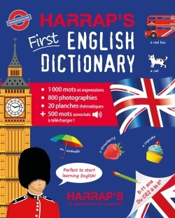 MY FIRST ENGLISH DICTIONARY 100 % AUDIO