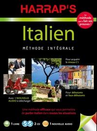HARRAP'S METHODE INTEGRALE ITALIEN 2CD + LIVRE