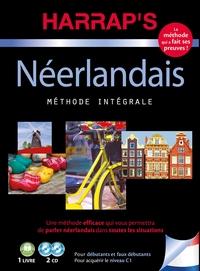 HARRAP'S METHODE INTEGRALE NEERLANDAIS 2 CD + LIVRE