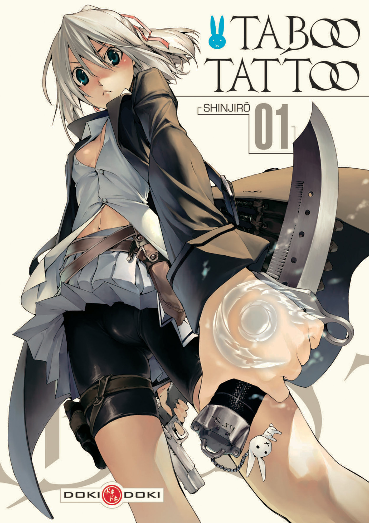 TABOO TATTOO - VOLUME 1