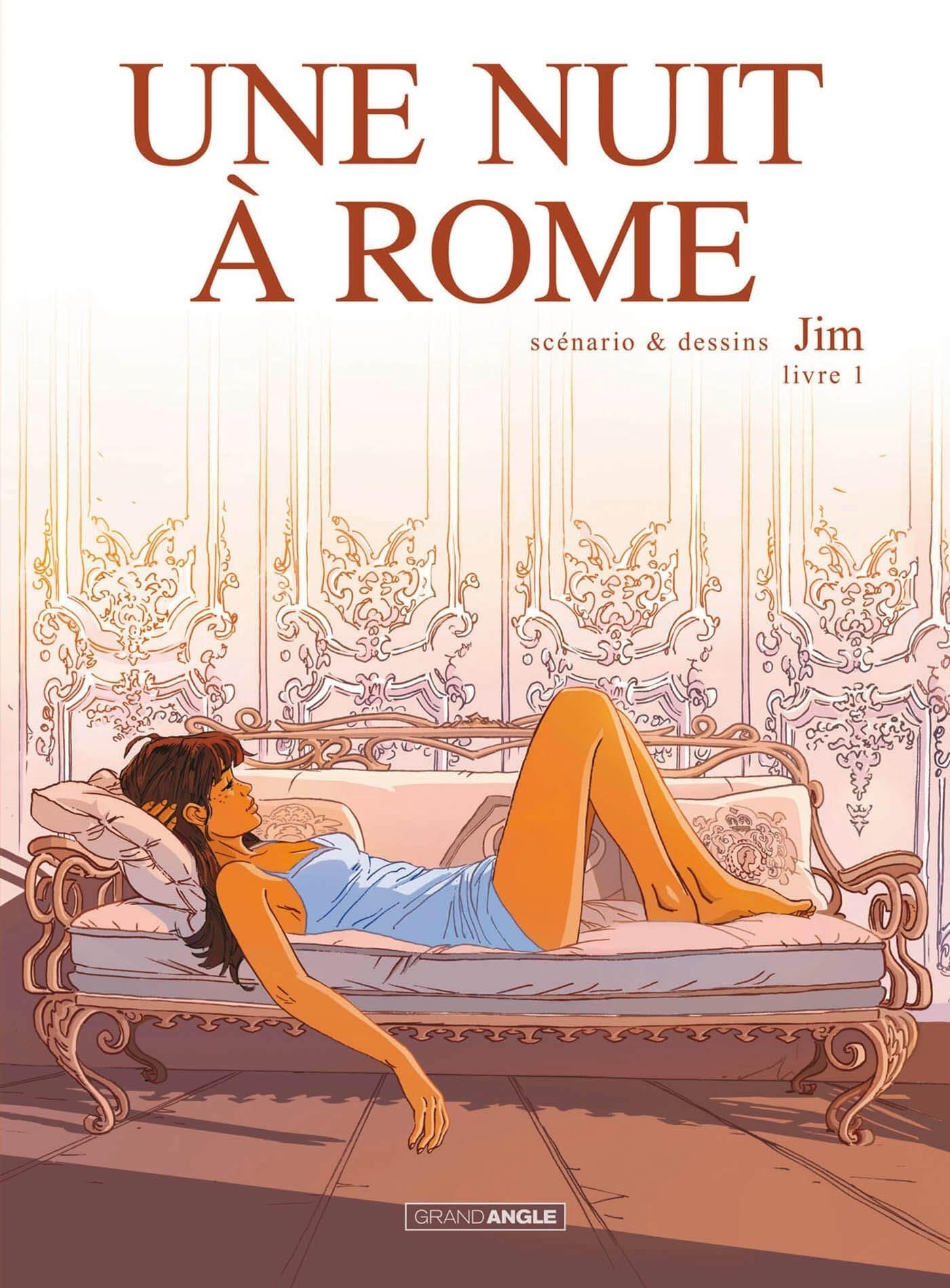 UNE NUIT A ROME - VOLUME 1