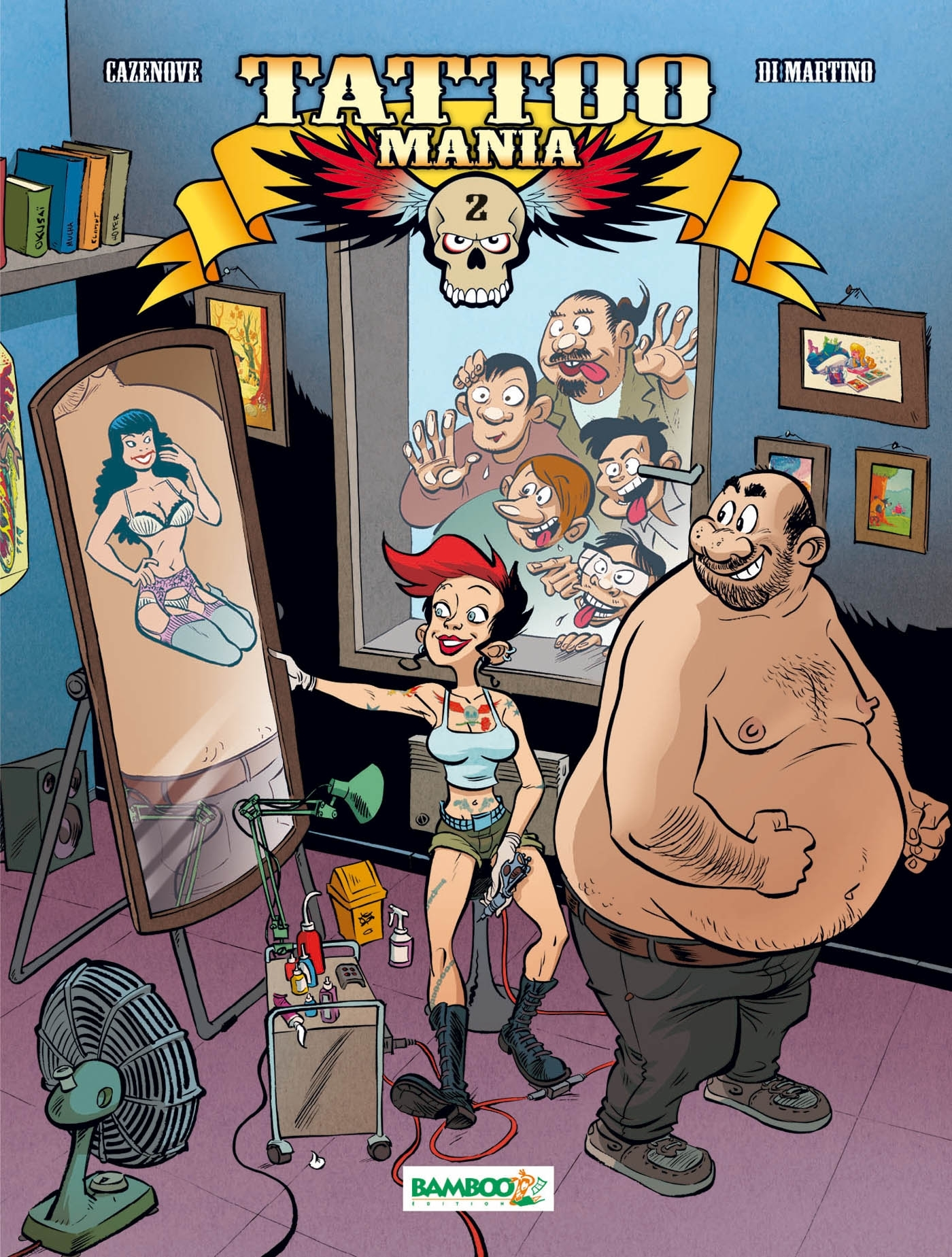TATTOO MANIA - TOME 2