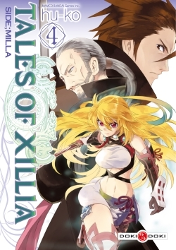 TALES OF XILLIA SIDE MILLA - VOLUME 4