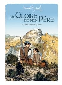M. PAGNOL EN BD : LA GLOIRE DE MON PERE - HISTOIRE COMPLETE COLLECTOR NOIR ET BLANC