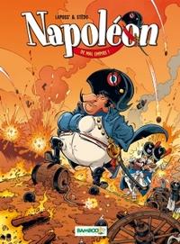 NAPOLEON - TOME 1 - DE MAL EMPIRE !