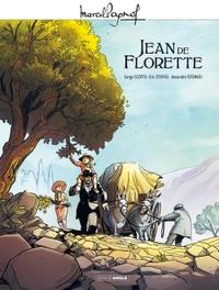 0 - M. PAGNOL EN BD : JEAN DE FLORETTE - VOLUME 1