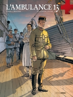 L'AMBULANCE 13 - VOLUME 8 - D'UN ENFER, L'AUTRE