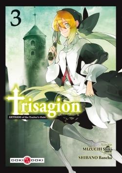 TRISAGION VOL. 3