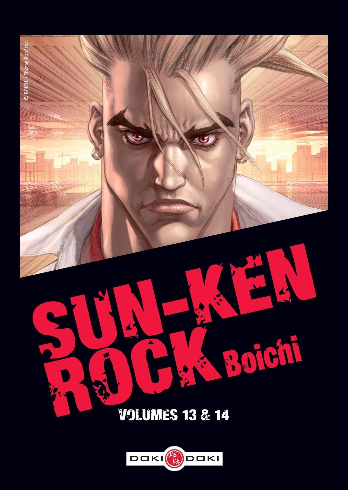 SUN KEN ROCK ECRIN V13-V14 NED 2017