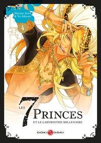 LES 7 PRINCES ET LE LABYRINTHE MILLENAIRE - VOLUME 4