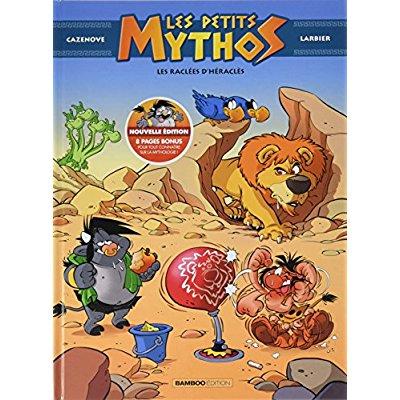LES PETITS MYTHOS - ECRIN TOMES 7 ET 8