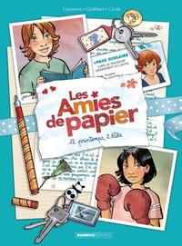 LES AMIES DE PAPIER T02