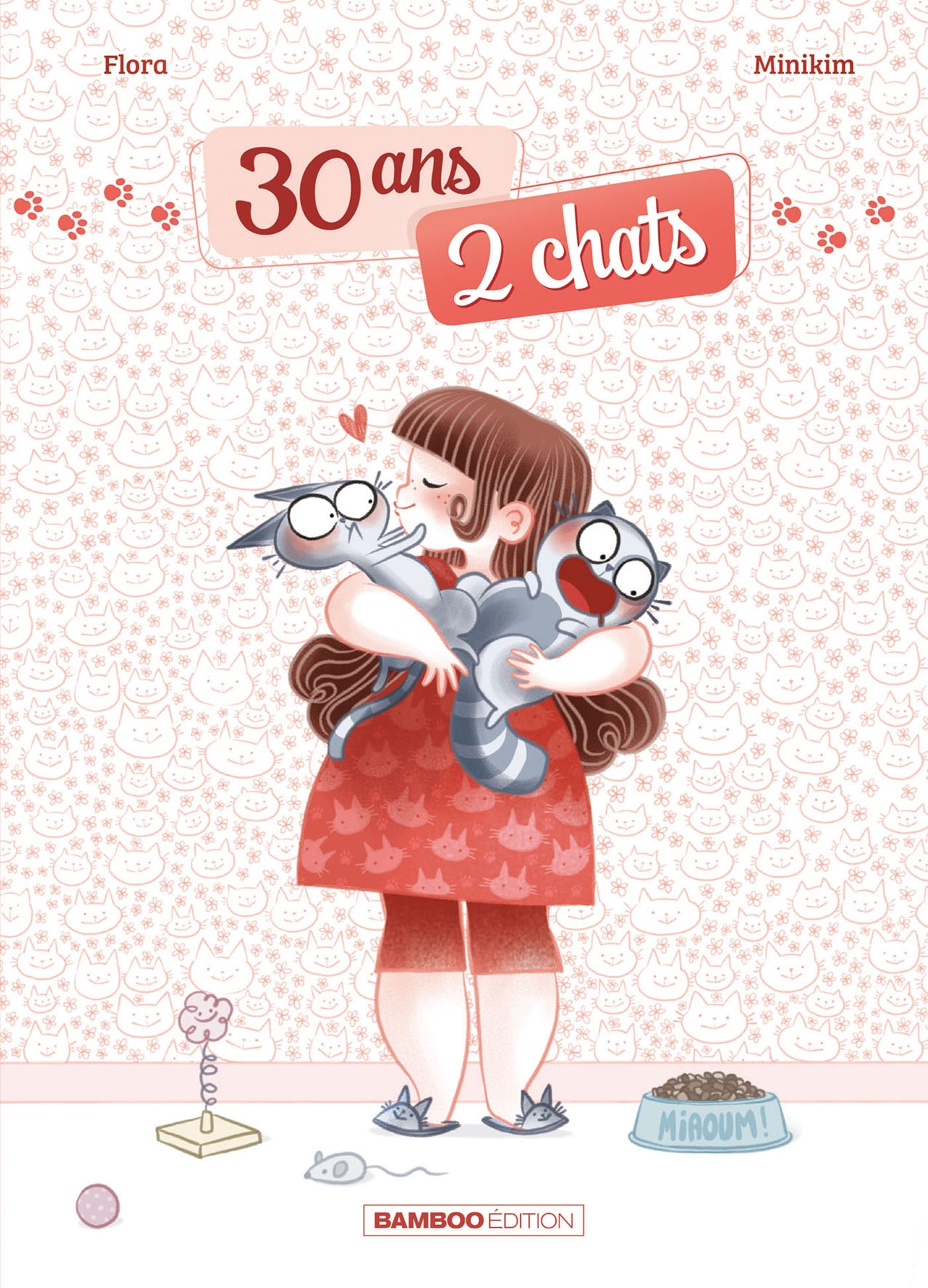 30 ANS 2 CHATS