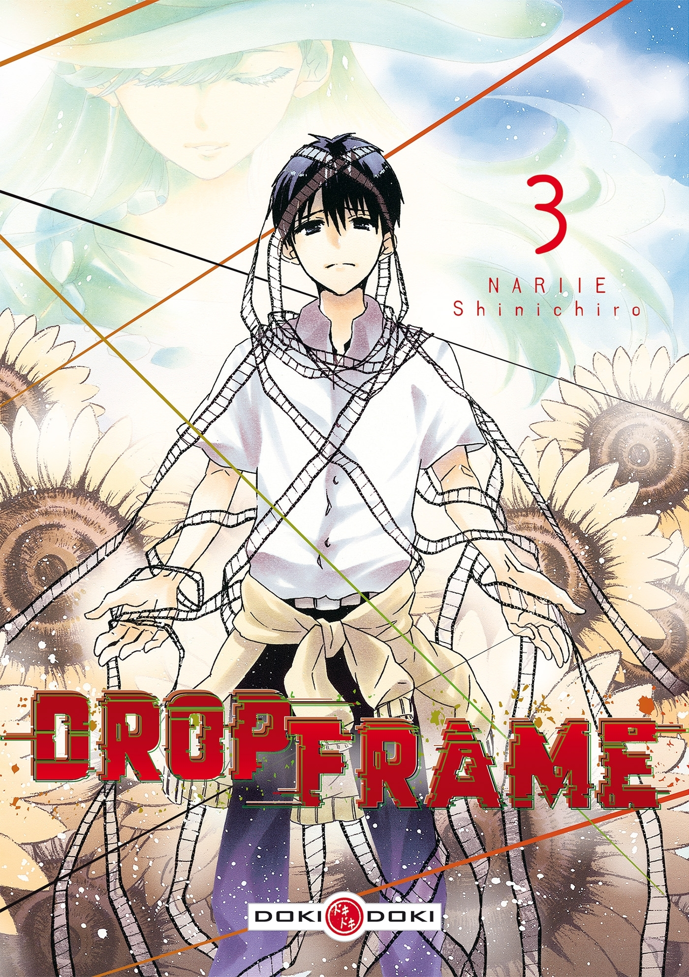 DROP FRAME - VOLUME 3 - T3