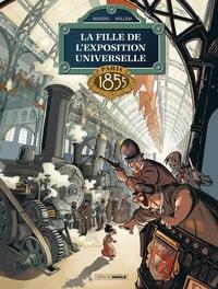 JULIE PETIT CLOUS - T1 - LA FILLE DE L'EXPOSITION UNIVERSELLE - VOLUME 1