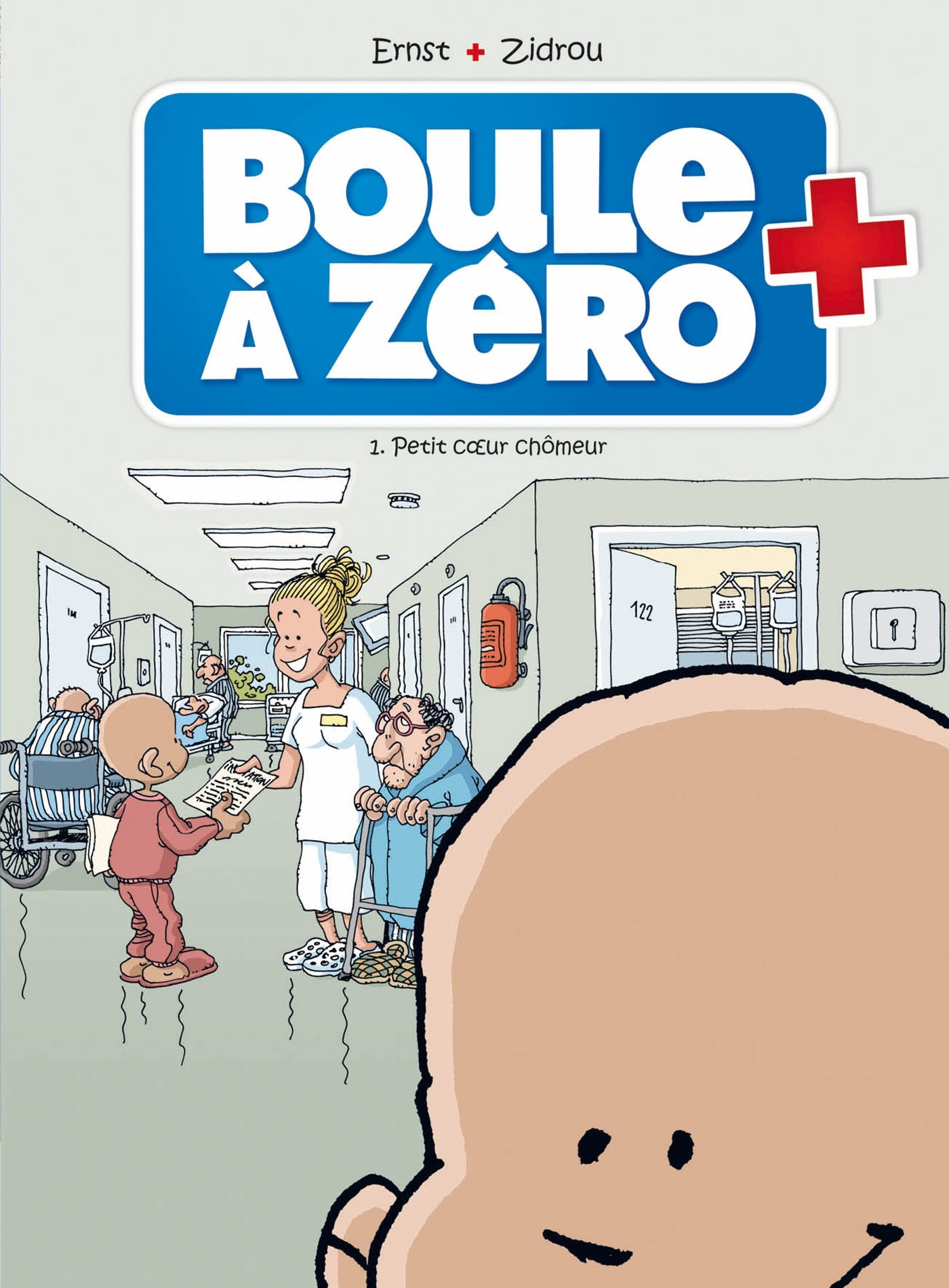 BOULE A ZERO - TOME 1 - EDITION DECOUVERTE