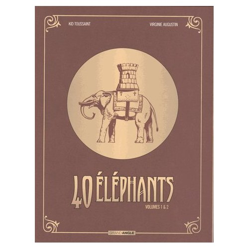 40 ELEPHANTS - ECRIN VOLUME 1 - 2