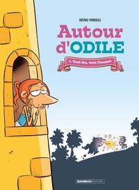 AUTOUR D'ODILE - TOME 1