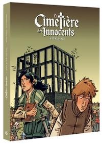 LE CIMETIERE DES INNOCENTS - ECRIN VOLUME 1 - VOLUME 2