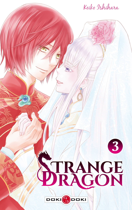 STRANGE DRAGON - VOLUME 3 - T3