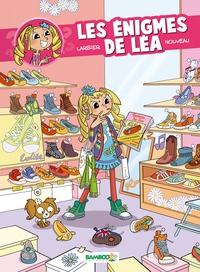 LES ENIGMES DE LEA - TOME 1 NOUVELLE EDITION