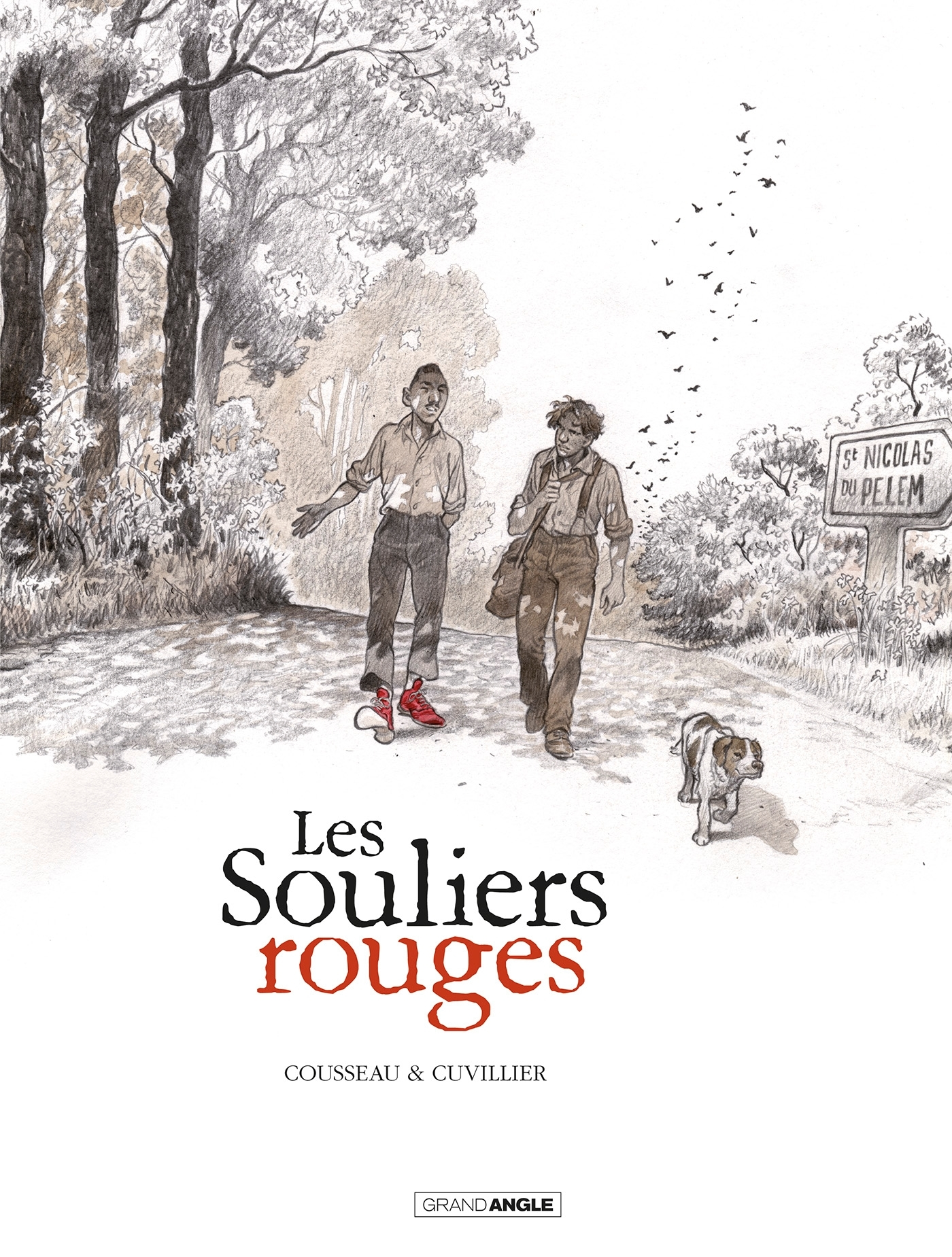 LES SOULIERS ROUGES - INTEGRALE