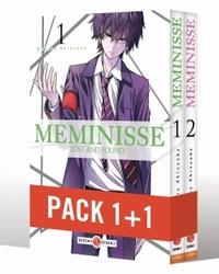 MEMINISSE - V1-2 - SERIE COMPLETE 1+1 - T1