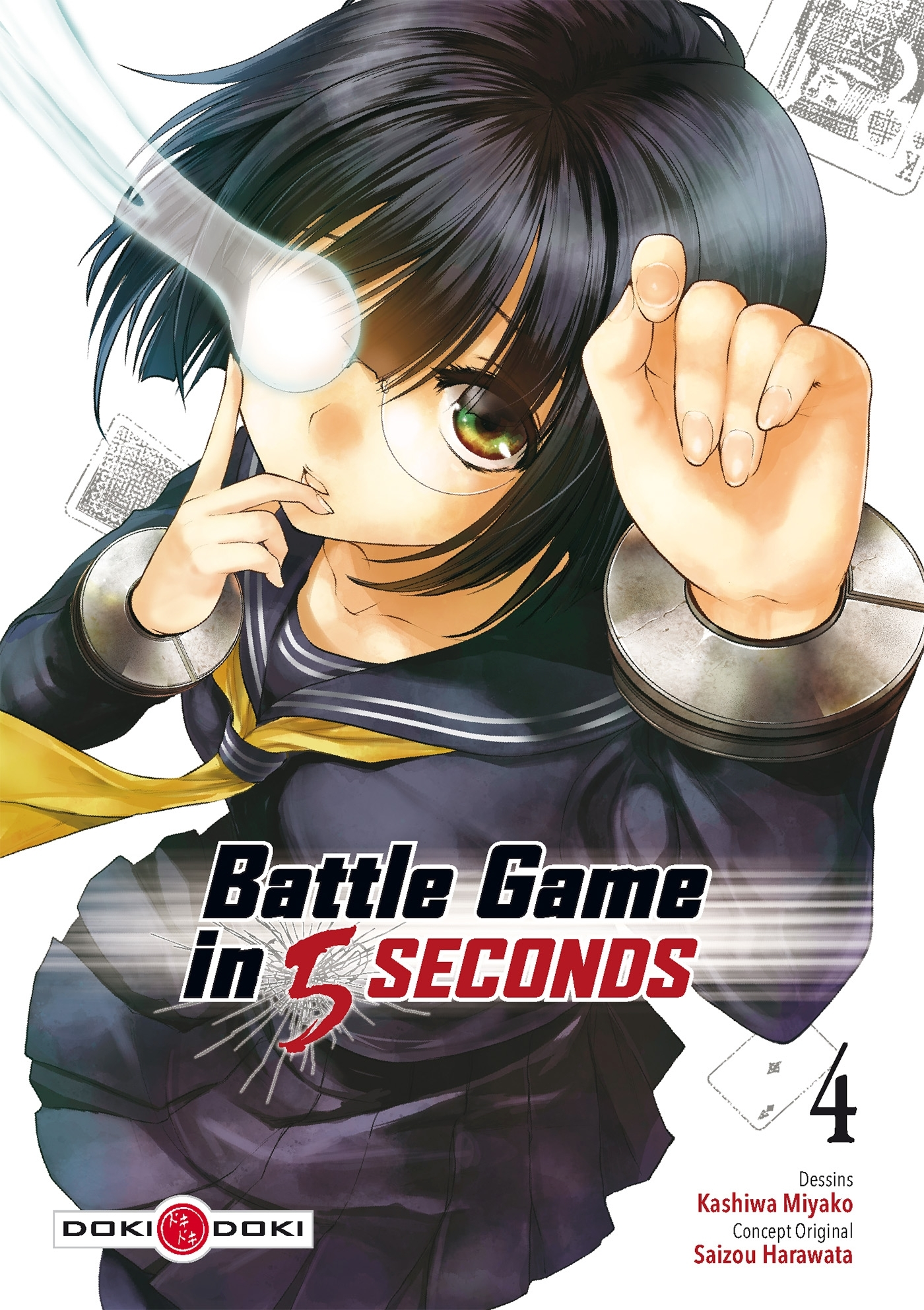 BATTLE GAME IN 5 SECONDS - VOLUME 4 - T4