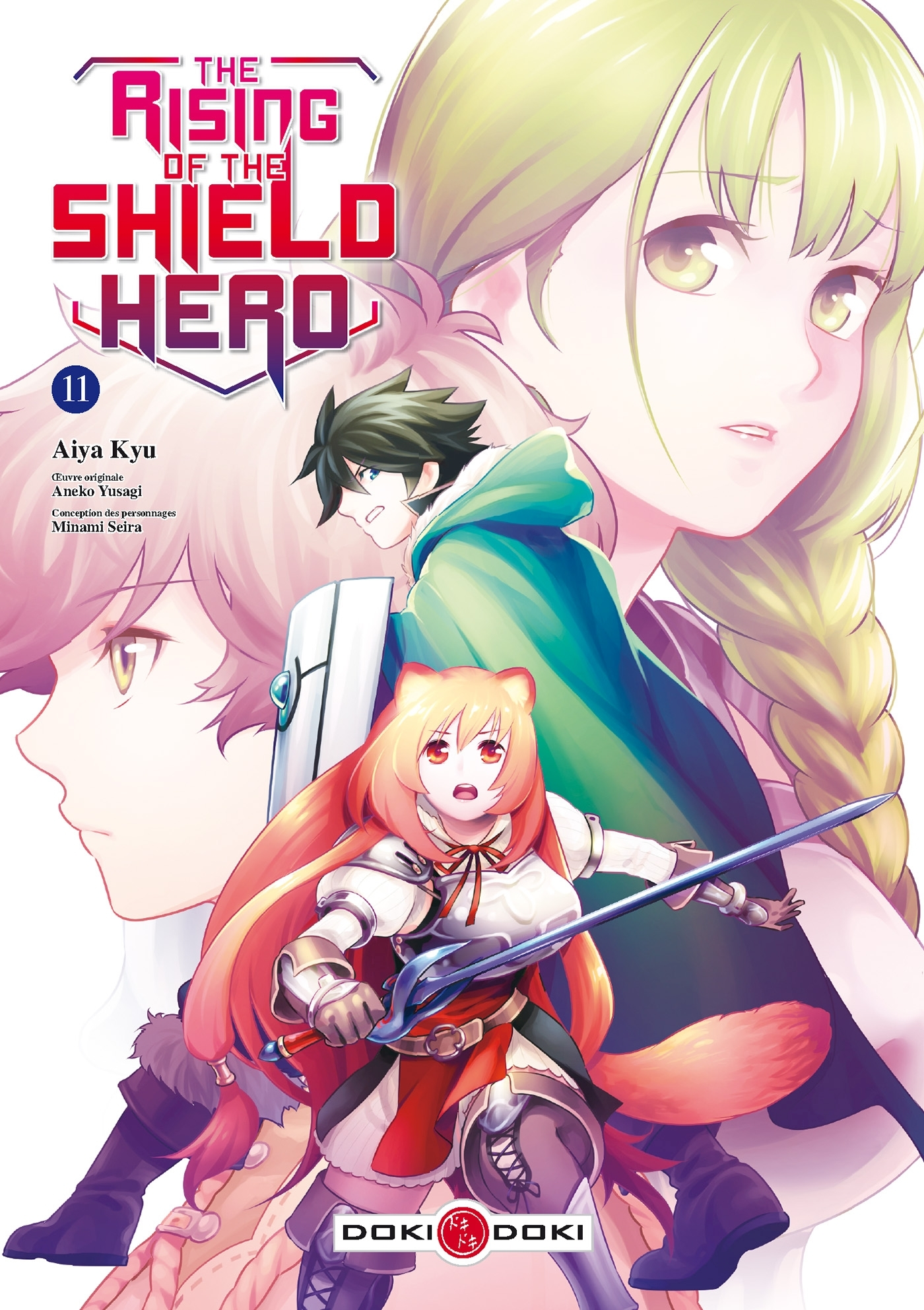THE RISING OF THE SHIELD HERO - VOLUME 11 - T11